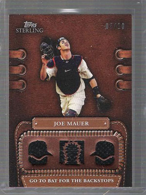 Virtual Card Show: Joe Mauer Baseball Cards 8