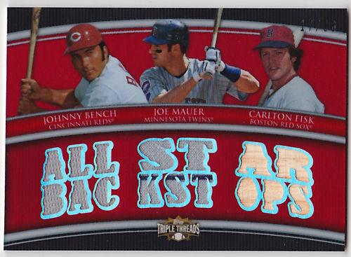 Virtual Card Show: Joe Mauer Baseball Cards 30
