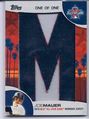 Virtual Card Show: Joe Mauer Baseball Cards 49