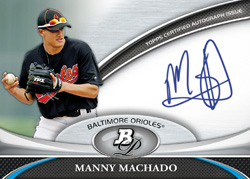 2011 Bowman Platinum Baseball 6