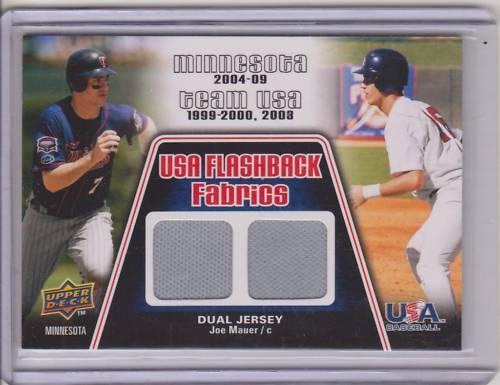 Virtual Card Show: Joe Mauer Baseball Cards 22