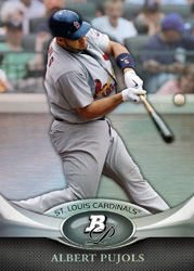 2011 Bowman Platinum Baseball 4