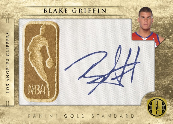 2010-11 Panini Gold Standard Basketball 12