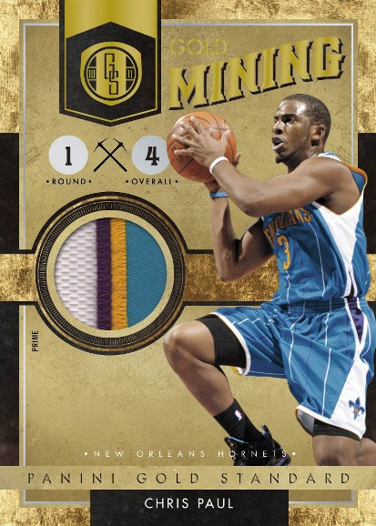 2010-11 Panini Gold Standard Basketball 16