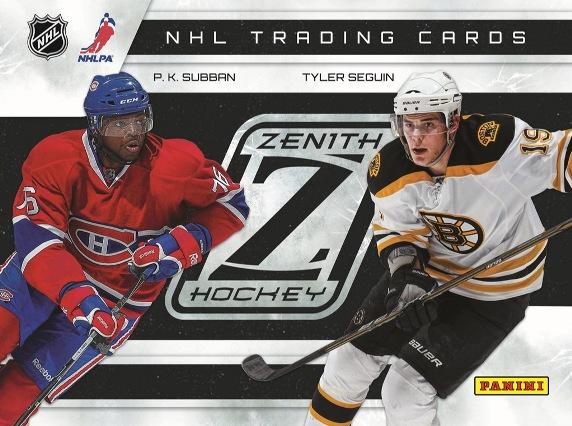 2010-11 Zenith Hockey 18