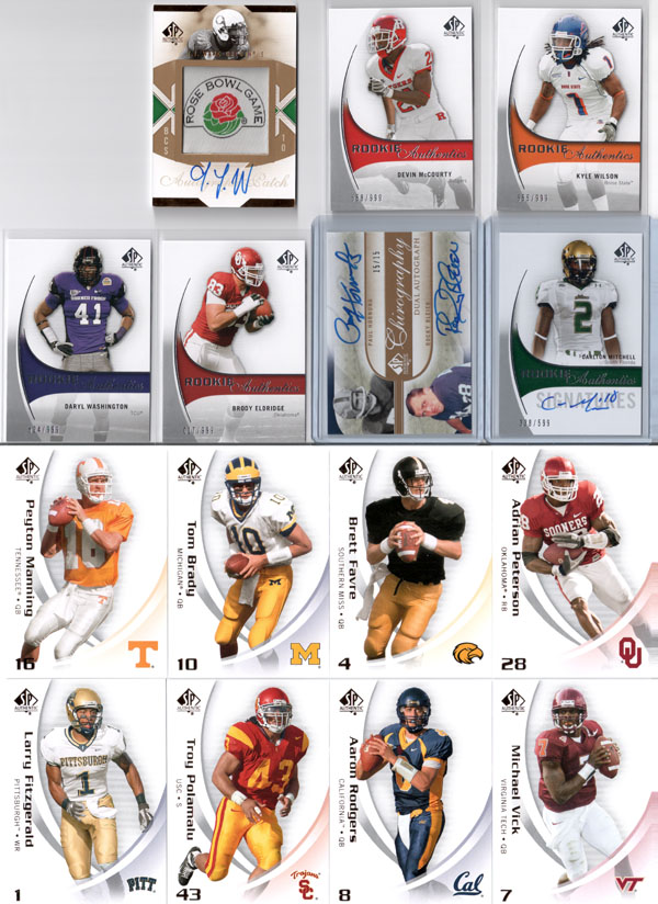 2010 SP Authentic Football Review 11