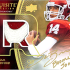 2010 Exquisite Collection Football