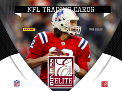 2011 Donruss Elite Football  1