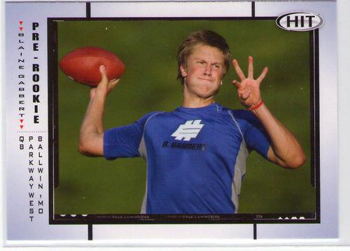2011 Sage Hit Football  15