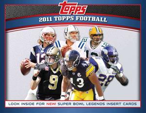2011 Topps Football 22