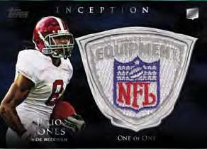 2011 Topps Inception Football 6
