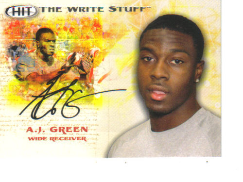 2011 Sage Hit Football  9