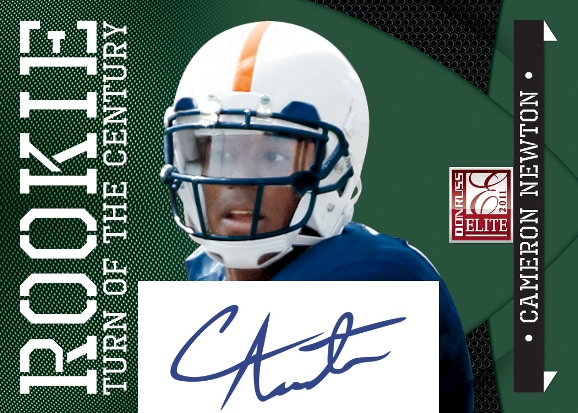 2011 Donruss Elite Football  6