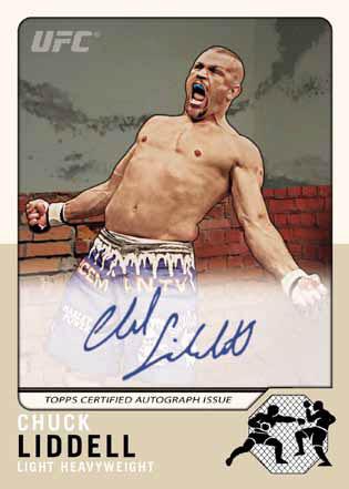 2011 Topps UFC Title Shot 53