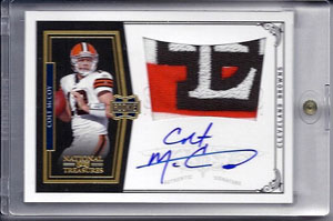 Big Time Hits: 2010 National Treasures Football  52