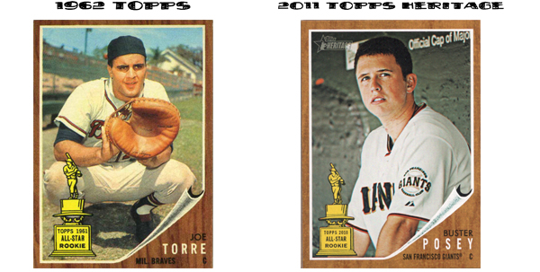 2011 Topps Heritage Review 5