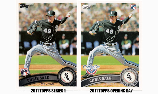 2011 Topps Opening Day Baseball Review 5
