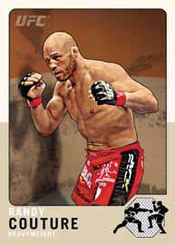2011 Topps UFC Title Shot 43