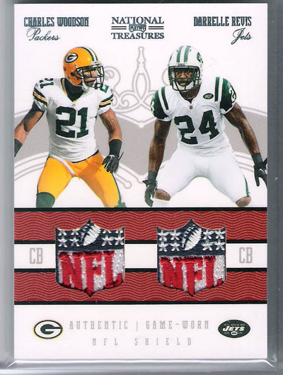 Big Time Hits: 2010 National Treasures Football  64