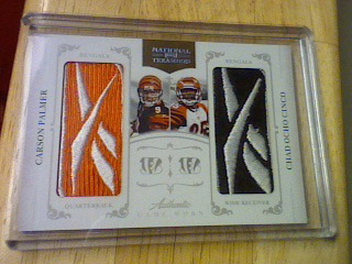 Big Time Hits: 2010 National Treasures Football  30