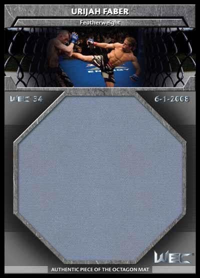 2011 Topps UFC Title Shot 39
