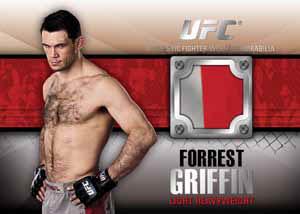 2011 Topps UFC Title Shot 47