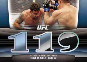 2011 Topps UFC Title Shot 51