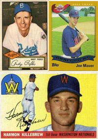 Complete Topps 60 Greatest Cards of All-Time List 63