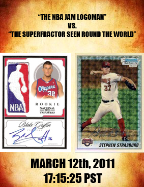 Blake Griffin Basketball Card Auction Nears $20,000  1