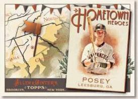 2011 Topps Allen & Ginter Baseball 29