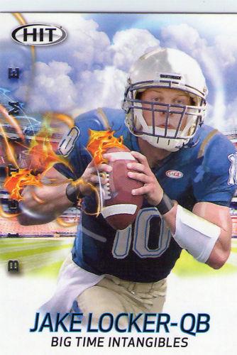 2011 Sage Hit Football  16