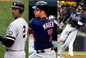 Top 20 MLB Jersey Sales From the 2010 Baseball Season 1