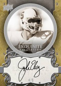 2010 Exquisite Collection Football 3