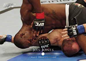 2011 Topps UFC Title Shot 44