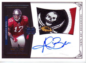 Big Time Hits: 2010 National Treasures Football  29