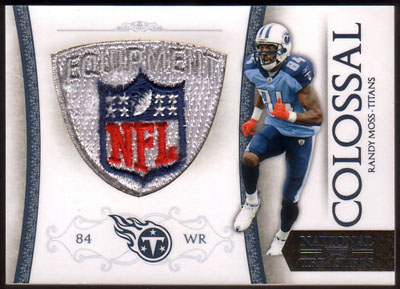 Big Time Hits: 2010 National Treasures Football  42