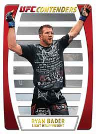 2011 Topps UFC Title Shot 45