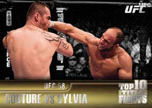 2011 Topps UFC Title Shot 40