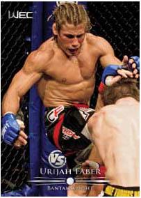 2011 Topps UFC Title Shot 50