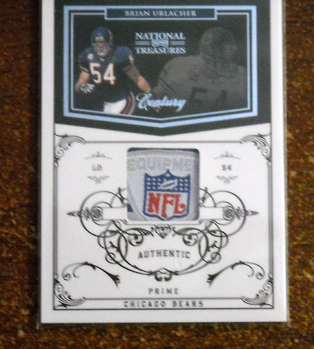 Big Time Hits: 2010 National Treasures Football  26