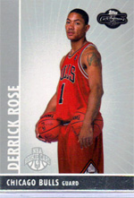 Derrick Rose Rookie Card Gallery 14