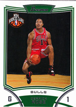 Derrick Rose Rookie Card Gallery 2