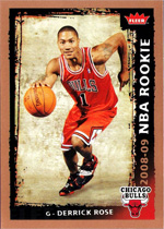 Derrick Rose Rookie Card Gallery 6