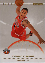 Derrick Rose Rookie Card Gallery 8