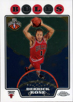 Derrick Rose Rookie Card Gallery 12