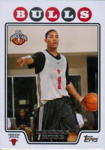 Derrick Rose Rookie Card Gallery 10
