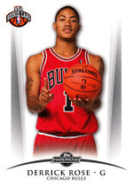 Derrick Rose Rookie Card Gallery 16