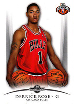 Derrick Rose Rookie Card Gallery 18
