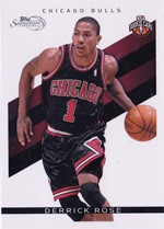 Derrick Rose Rookie Card Gallery 20