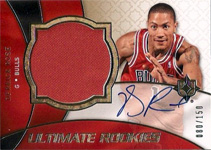 Derrick Rose Rookie Card Gallery 50
